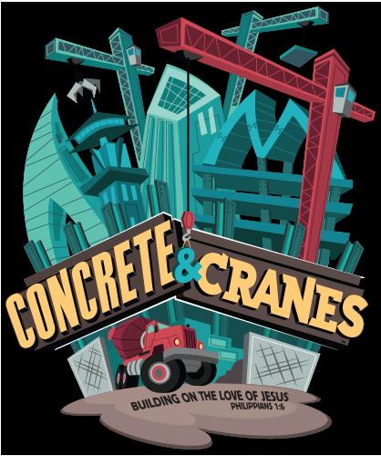Concrete & Cranes VBS 2021